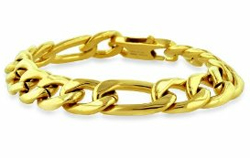 Gold Bracelet Links