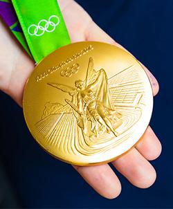 olympic gold medal beijing