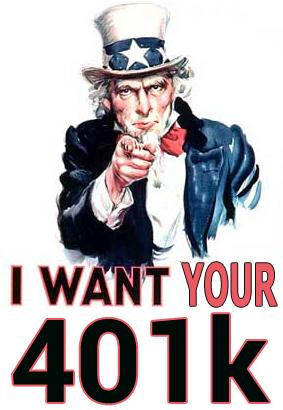 Uncle Sam 401K