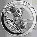 Australian-Koala-Silver-Coin