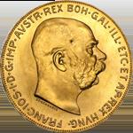 100 Corona Austria