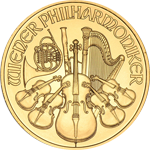 Philharmonic Gold Coins