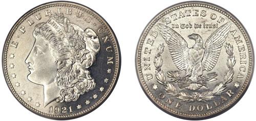 Morgan Silver Dollar Us Morgan Dollar Silver Collector