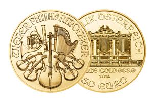 1/2 oz vienna gold coin