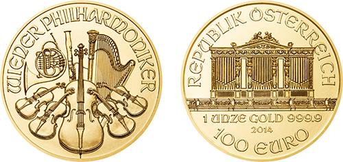 vienna gold coins