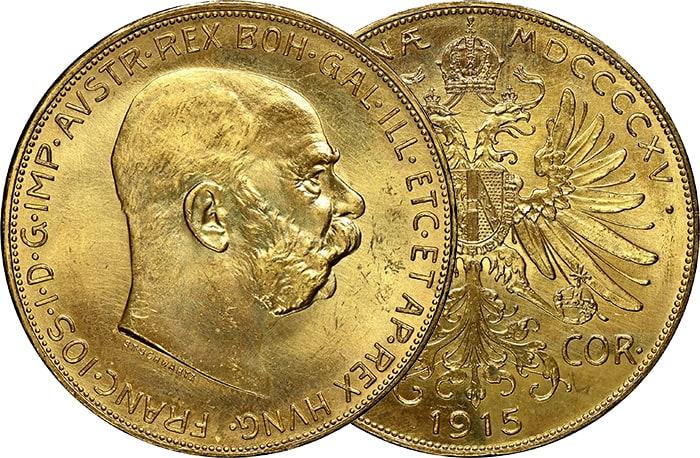 100 Corona Austrian