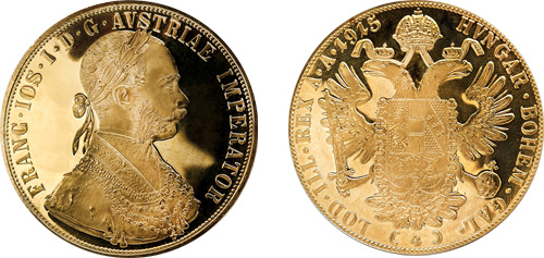 Austrian Precious Metal Coins