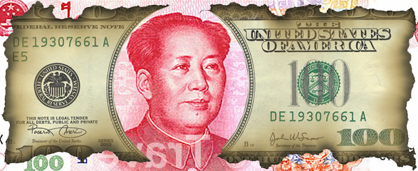 China Currency Vs Dollar