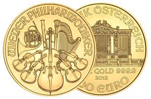 2000 Gold Schilling Austria