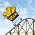Gold Bars Roller Coaster