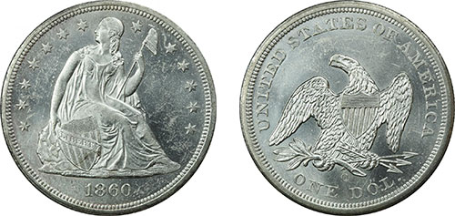 Seated-Liberty-Silver-Dollar