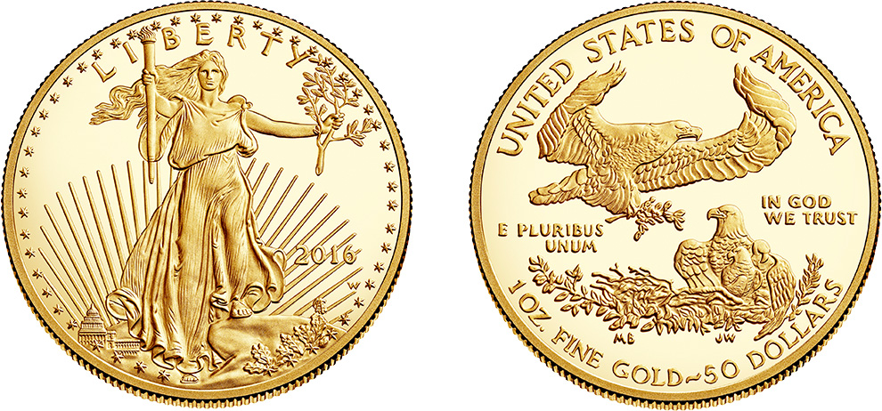 american eagle gold proof coins