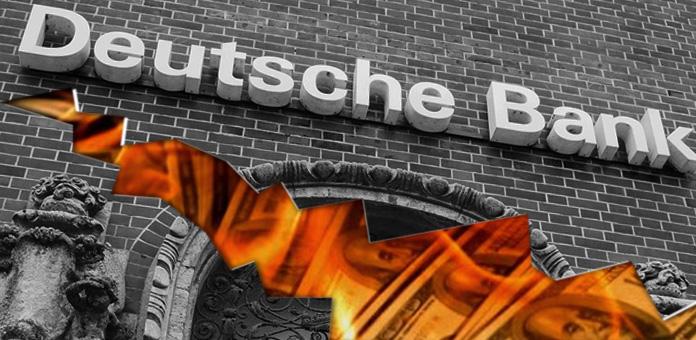 Risultati immagini per deutsche bank crisis