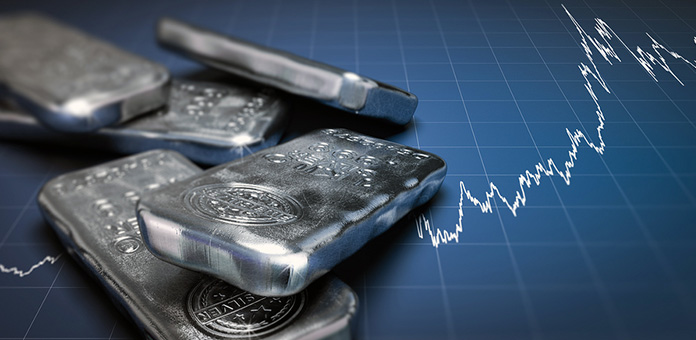 What factors affect the price of silver?