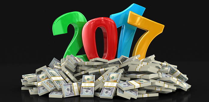 Decline Dollar in 2017