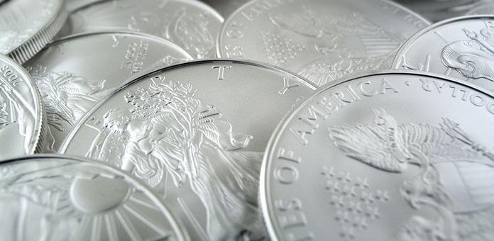 american silver bullion coins