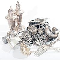silver scrap jewelry