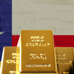 texas flag gold bullion